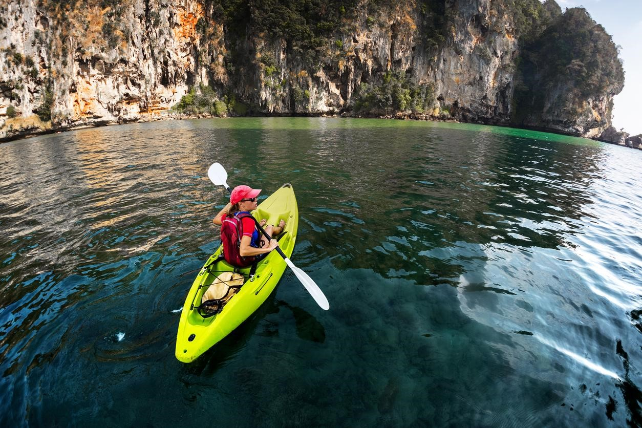 Near Lake Mohave: Emerald Cove